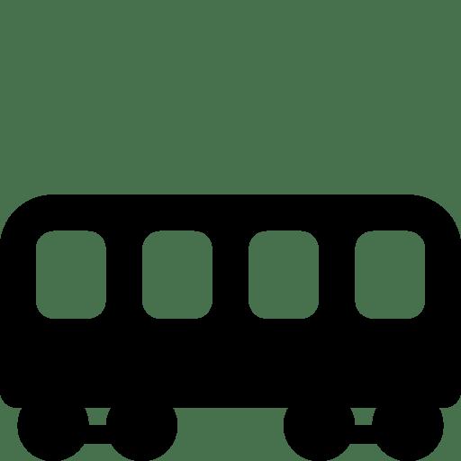 Transport-Railroad-Car icon