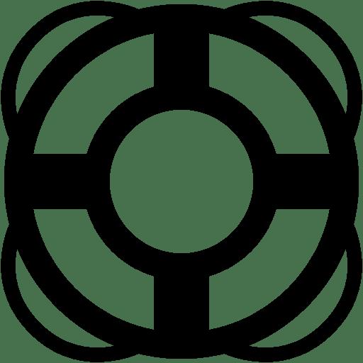 User-Interface-Lifebuoy icon