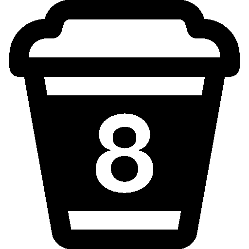 Very Basic Icons8 Cup icon