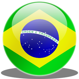 Brasil Icon Flags Iconset Iconscity