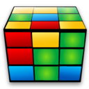 Rubiks cube icon