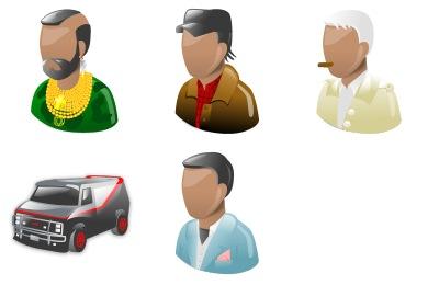 A-Team Icons