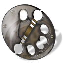 Disc-predator icon