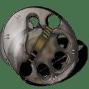 Disc predator icon