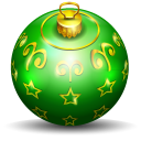 Christmas-tree-ball-2 icon