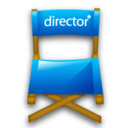 Directors chair icon
