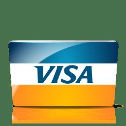 Visa Icon Credit Card Iconset Iconshock