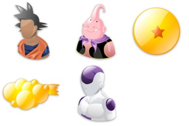 Dragonball Icons