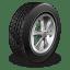 Wheel icon