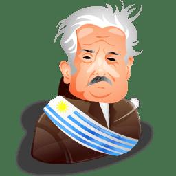 Jose mujica icon
