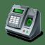 Fingerprint-reader icon