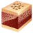 Nuts-cake icon