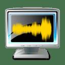 Audio wave icon