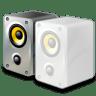 Audio-left-channel icon