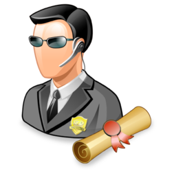 Security policies icon