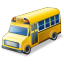 School-bus icon