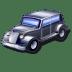Vintage-car icon