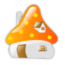 Smurf house icon