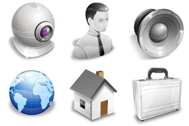 Super Vista General Icons