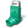 Asthma-inhaler icon