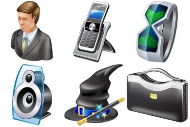 Windows 7 General Icons