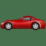 Sportscar-car icon