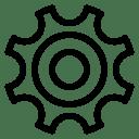 Gear 2 icon