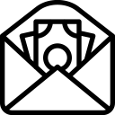 Mail Money icon