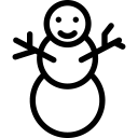 Snowman icon