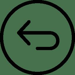 Back 2 2 Icon Line Iconset Iconsmind