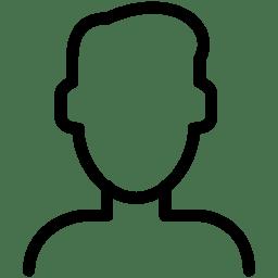 Boy Icon Line Iconset Iconsmind