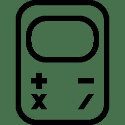 Calculator 3 icon