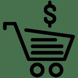 Cash Register Icon Line Iconset Iconsmind