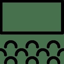 Cinema icon