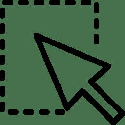 Cursor Select icon