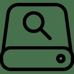 Data Search icon