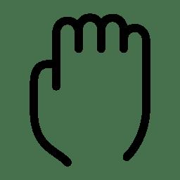 Drag Icon Line Iconset Iconsmind