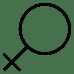 Female 2 icon