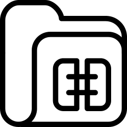 Folder Binder icon