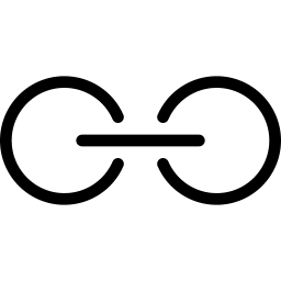 Link Icon Line Iconset Iconsmind