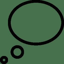 Speach Bubble 12 icon