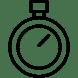 Timer 2 Icon Line Iconset Iconsmind