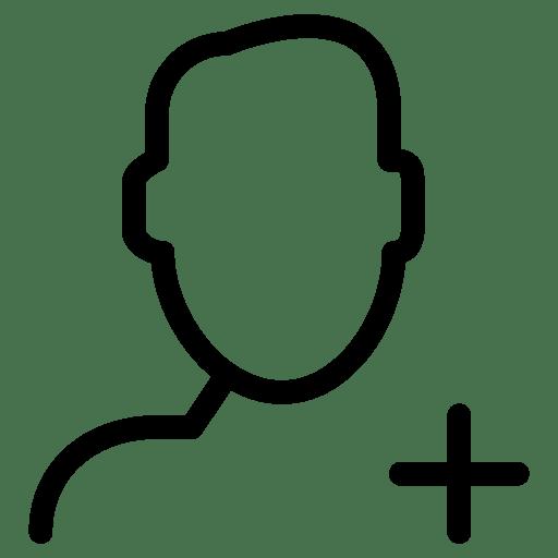 Add-User icon