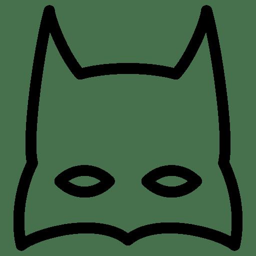Batman-Mask icon