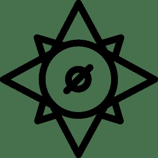 Compass-Rose icon