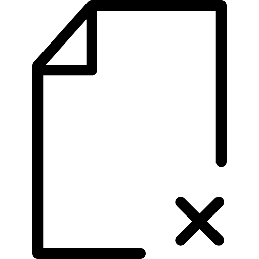 Delete-File icon