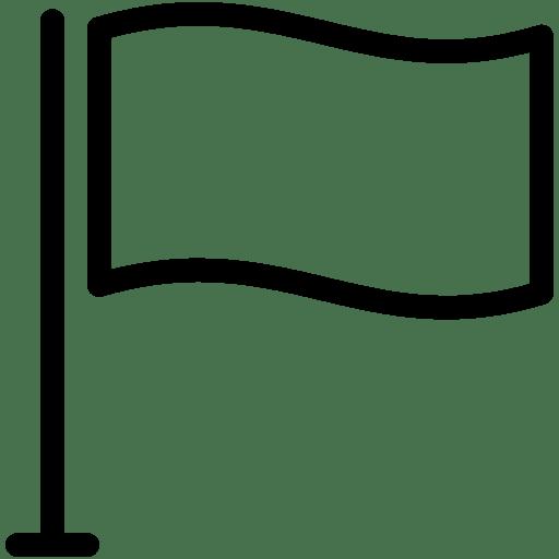 Flag-2 icon