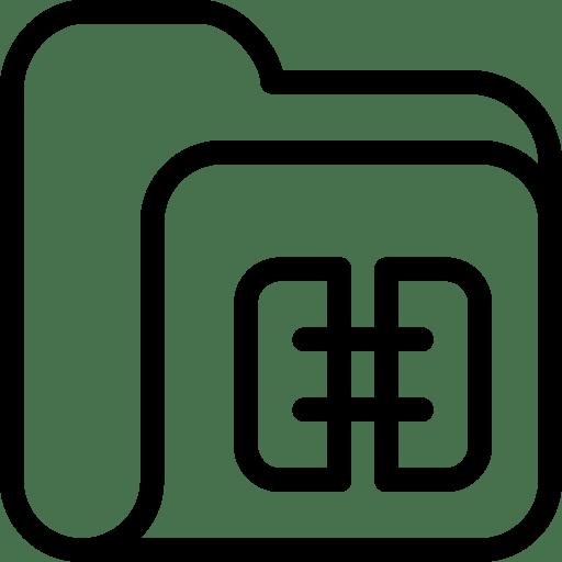 Folder-Binder icon