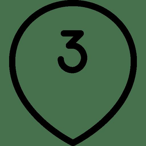 Geo-Number icon