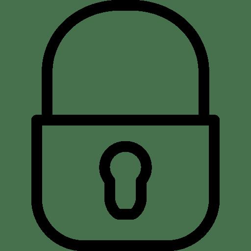 Lock-2 icon